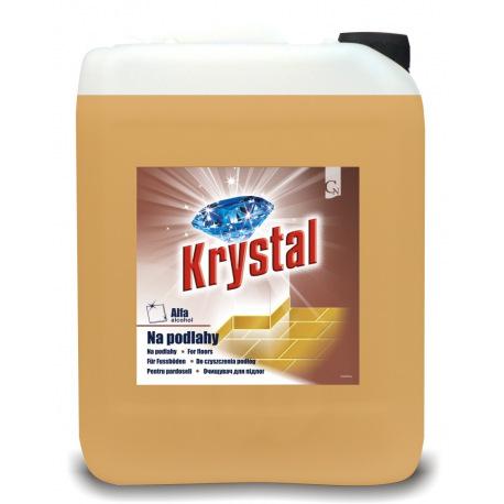 Krystal podlahy s ALFAalkoholem 5L