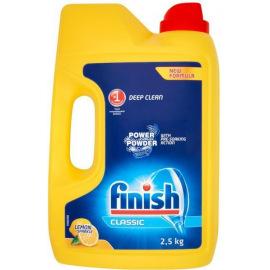 Finish prášek do myčky 2,5 kg citron