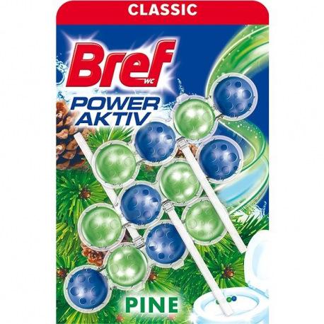 Bref PowerAktiv Pine 3ks/bal
