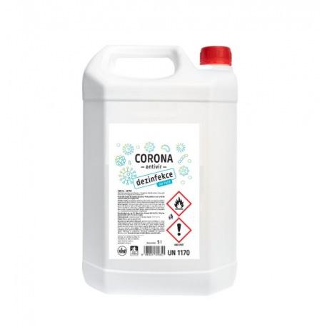 Corona- Antivir na ruce 5l