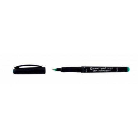 Permanentní popisovač 2636F zelený 0,6mm