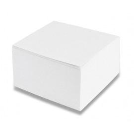 Poznámkový bloček nelepený bílý