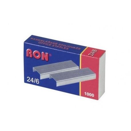 Sešívací spony RON 24/6
