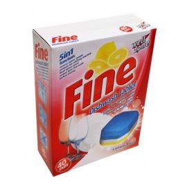 Fine 5v1 tablety do myčky 40ks