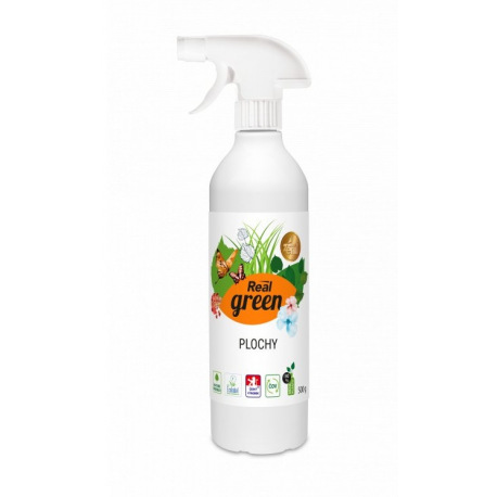 Real green clean plochy 500g