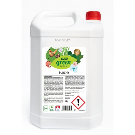 Real green clean plochy 5L