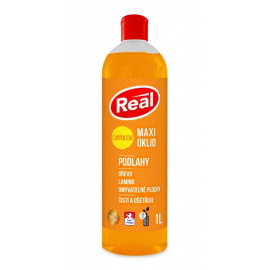 Real maxi úklid s mýdlem 1 l