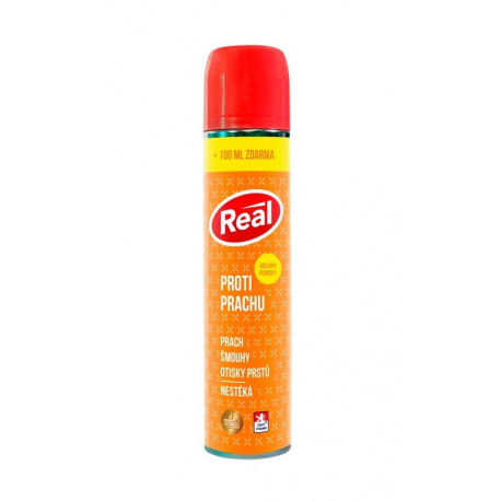 Real proti prachu 300 ml+100 ml