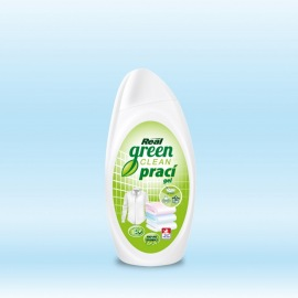prací gel real green clean