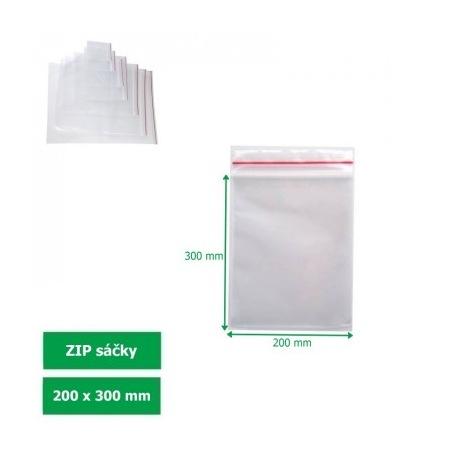 Rychlouz. sacky 200*300 mm/100