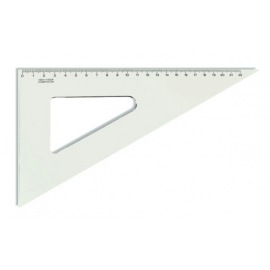 pravítko trojúhelník 60/250