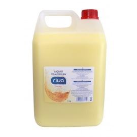Riva tekuté mýdlo honey 5 kg