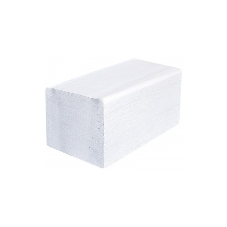 PR ZZ 2 vrstvý bílý 4000 ks 23x20,5 cm