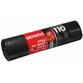 Pytel LDPE 70x110cm 60mic černý 20ks