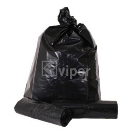 Pytel 70x110cm 40mic černý, 25ks
