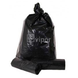 Pytel 70x110cm 120l černý