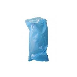 Pytel 70x110cm 80mic modrý 15ks