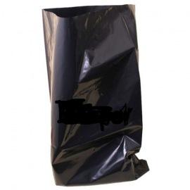 Pytel LDPE 70x110 černý samonosný