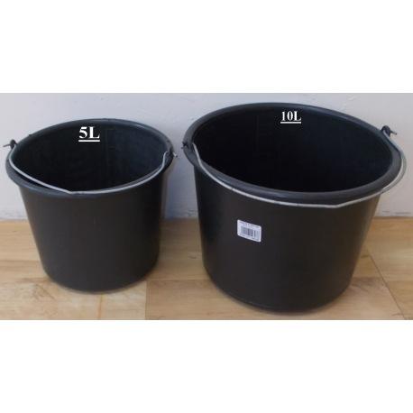 Kbelík plastový 10L