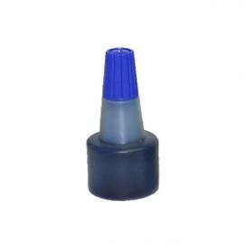 Razítkovací barva olejová báze modrá 30ml