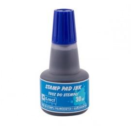 Razítkovací barva 30ml modrá