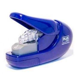 Sešívačka bez drátků modrá