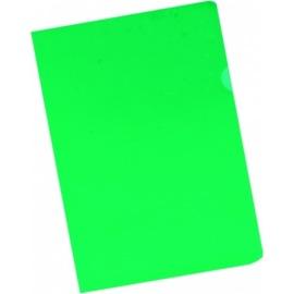 Zakládací obal L, A4, 110mic zelený