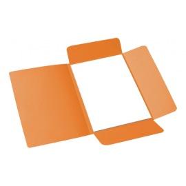 Mapa classic oranžová A4