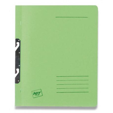 Rychlovazač papírový celý zelený