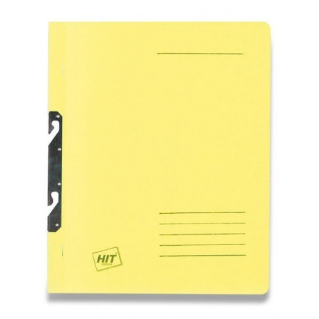 Rychlovazač papírový celý žlutý