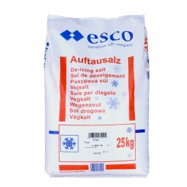 Sůl posypová 25kg