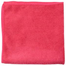 Utěrka švédská 35x30cm růžová