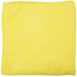 Utěrka švédská 35x30cm žlutá