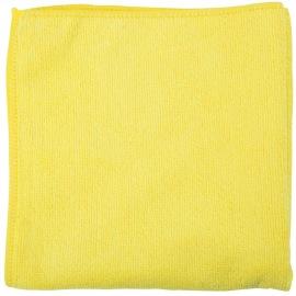 Utěrka švédská 40x40cm žlutá