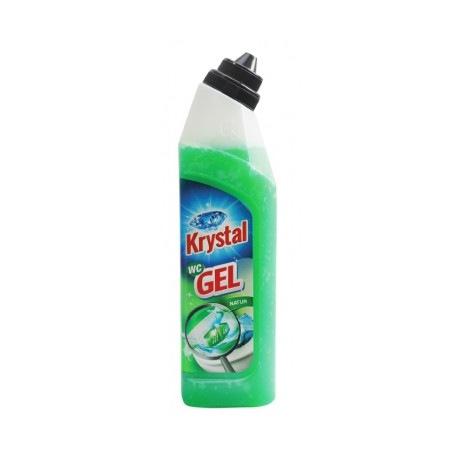 Krystal WC gel zelený 750 ml