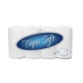 TP Topa Soft 3 vrstvý 8x150 útržků /16,5m