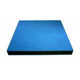 Cvičební podložka modrá  45x45x5,5 cm