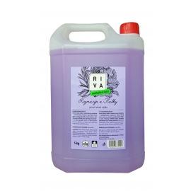 RIVA tekuté mýdlo 5kg antibakteriální